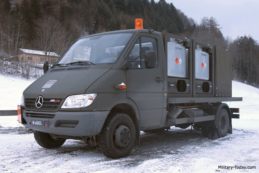 DTARMOR Mercedes-Benz Sprinter