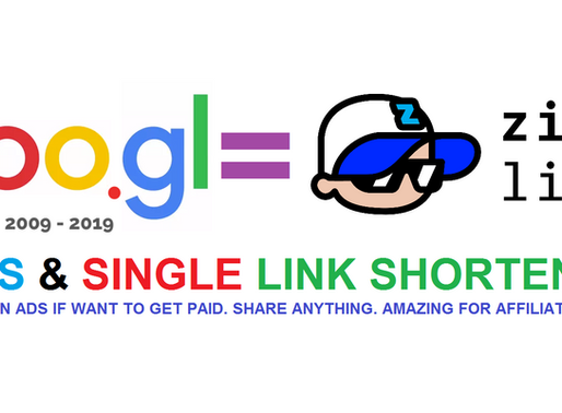 As Google is shuttering GOO.GL - switch to ZigiLink