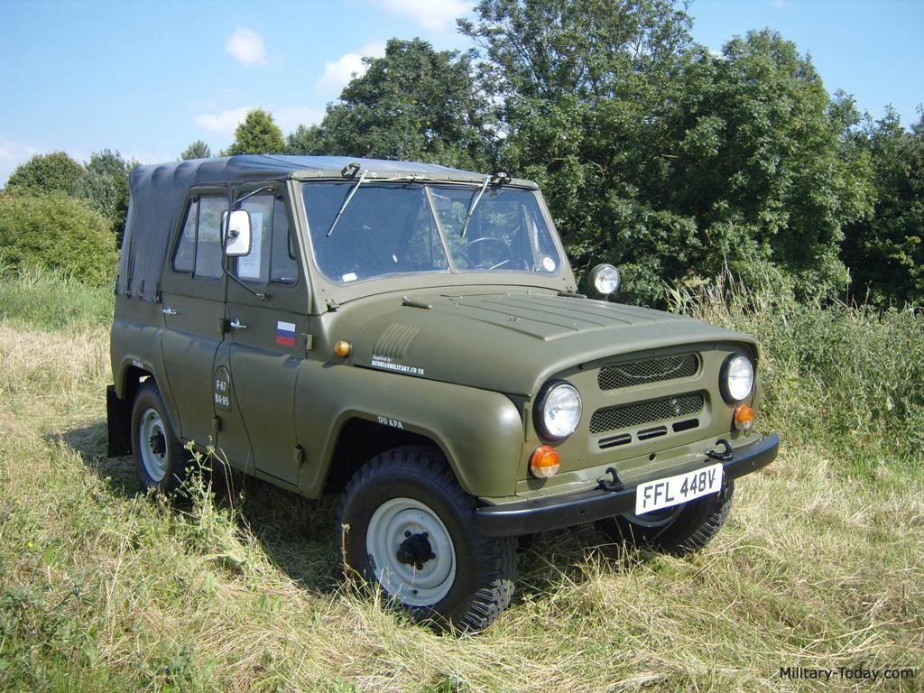 UAZ-469 DTA