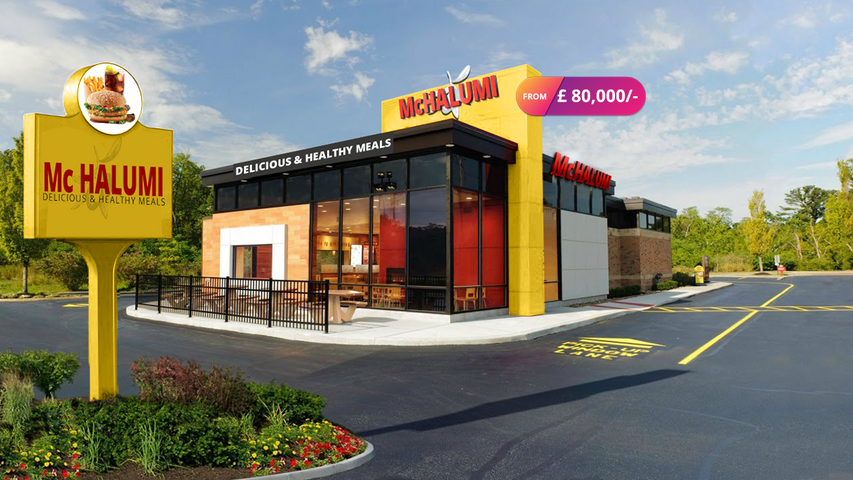 mchalumi burger franchise