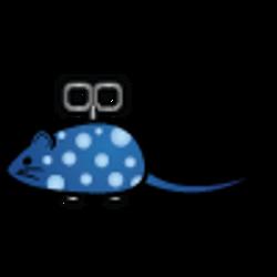 floor-mouse-bluedot_bl