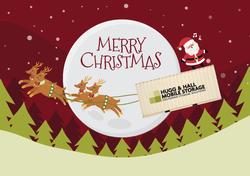 126405 Hugg & Hall Christmas Card 2019-v