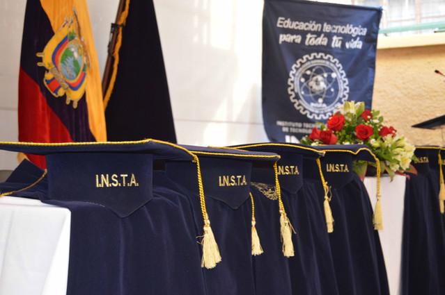 Graduación INSTA