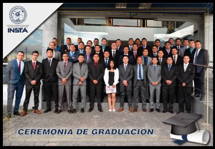 """Graduados """"INSTA"""" Marzo-Octubre 2019"""