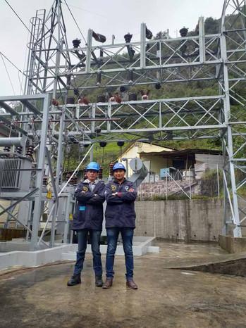 Visitas Técnicas Empresa Eléctrica