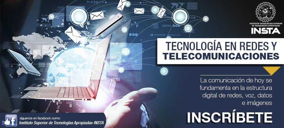 Tecnología en Redes y Telecomunicaciones