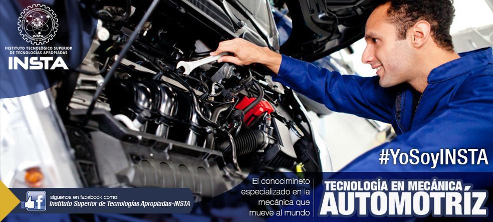 Tecnología en Mecánica Automotriz