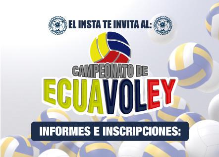 Campeonato Ecuavoley INSTA