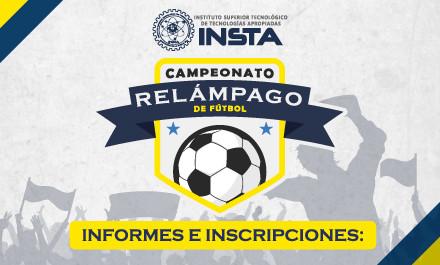 Campeonato Relámpago de Indor Fútbol