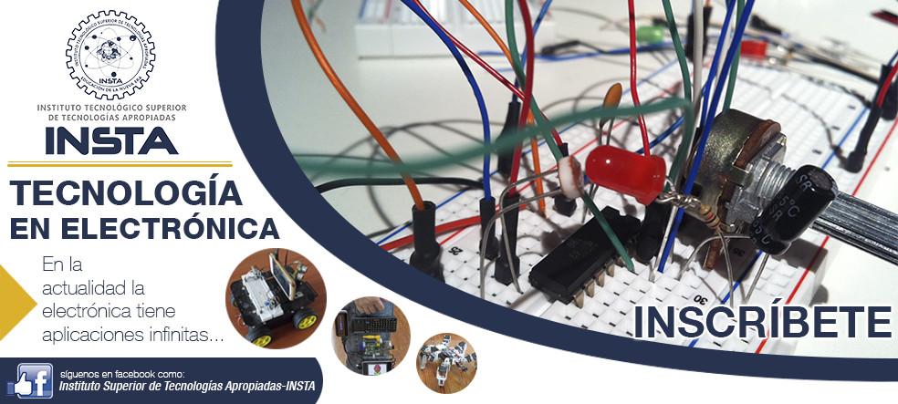 Tecnología en Electrónica
