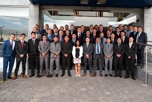 Graduados Promoción Oct. 2018 - Mar. 2019