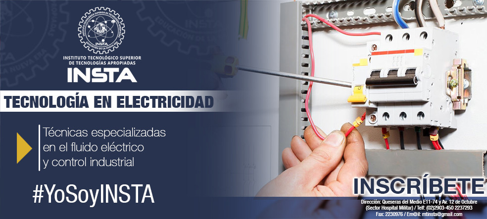 Tecnología en Electricidad