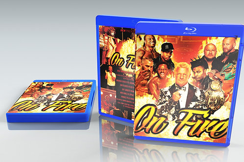 On Fire Blu-Ray