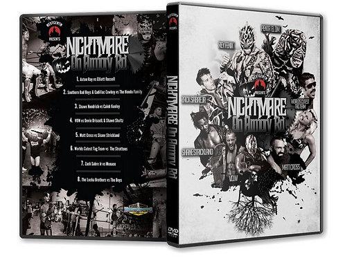 Nightmare on Armory rd DVD