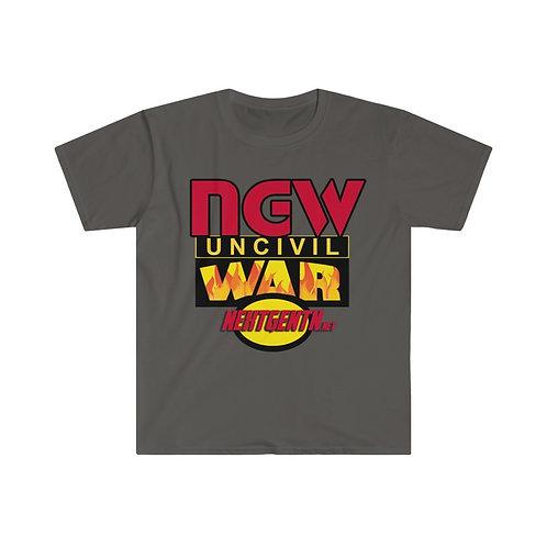 "Uncivil War ""Nitro"" Softstyle T-Shirt"