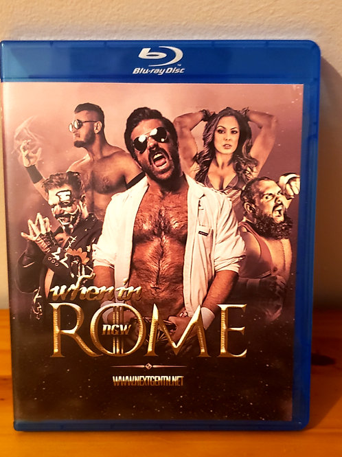 When In Rome Blu Ray
