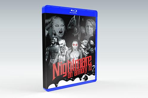 Nightmare on Armory rd 2 Blu Ray