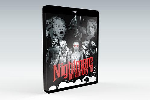 Nightmare on Armory rd 2 DVD
