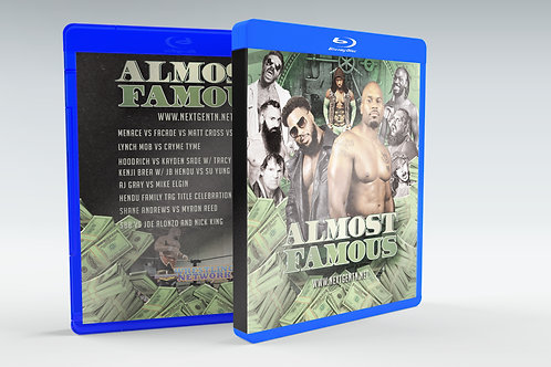 Almost Famous Blu Ray
