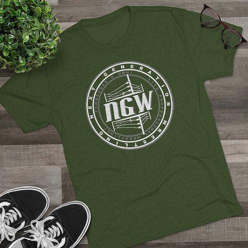 Unsex Tri-Blend NGW BOH T-shirt