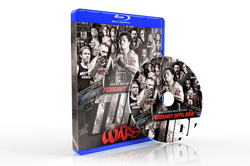 Turf Wars Blu-Ray