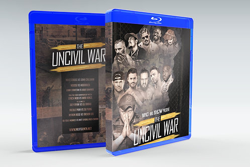 The Uncivil War Blu Ray