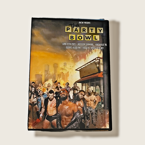 Party Bowl DVD