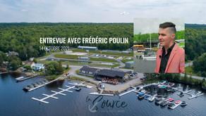 Frédéric Poulin: Un promoteur innovant