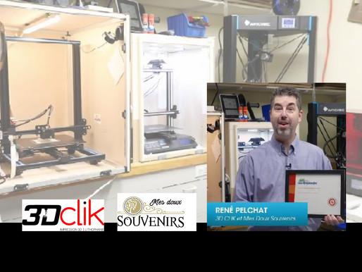 3Dclik: L'innovation technologique à votre service