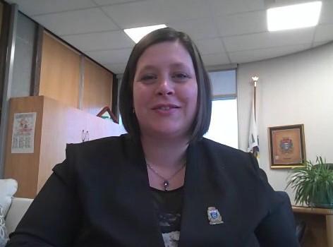 Julie Morin sollicitera un 2ième mandat.