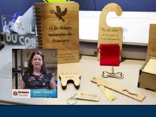 NOUVEAU: Pour des cadeaux personnalisés