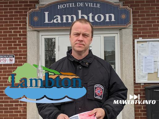 On prépare l'été à Lambton