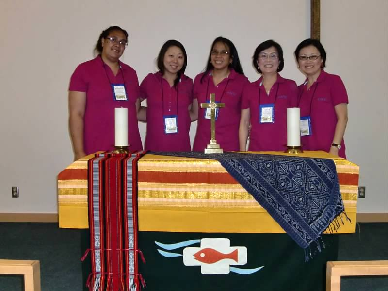 2010 AAPIC Officers