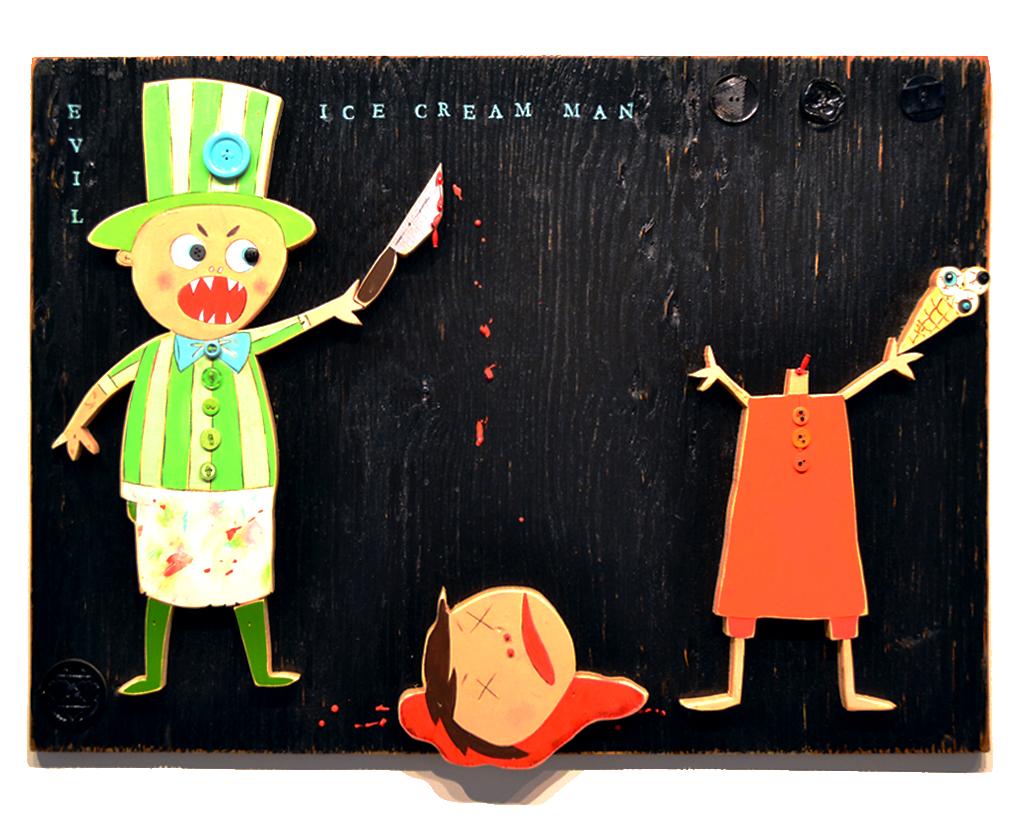 Evil Ice Cream Man