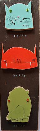 Catty Batty Ratty
