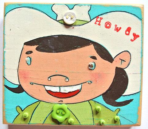 Howdy Girl