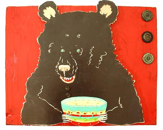 Porridge Bear