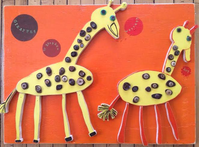 Giraffes kukucaju original 2016