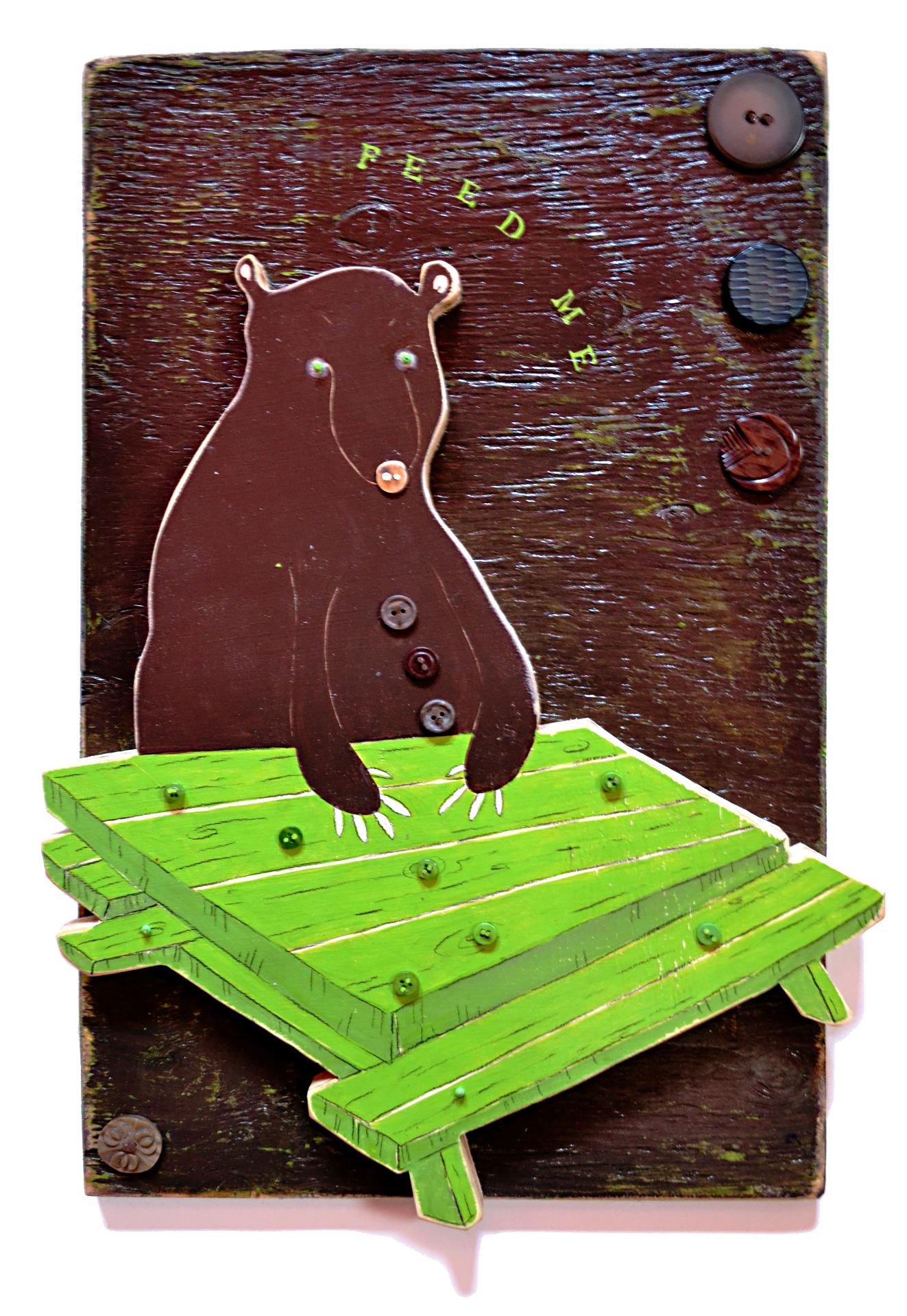 Feed Me Bear