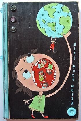 Girl Eats World (medium)
