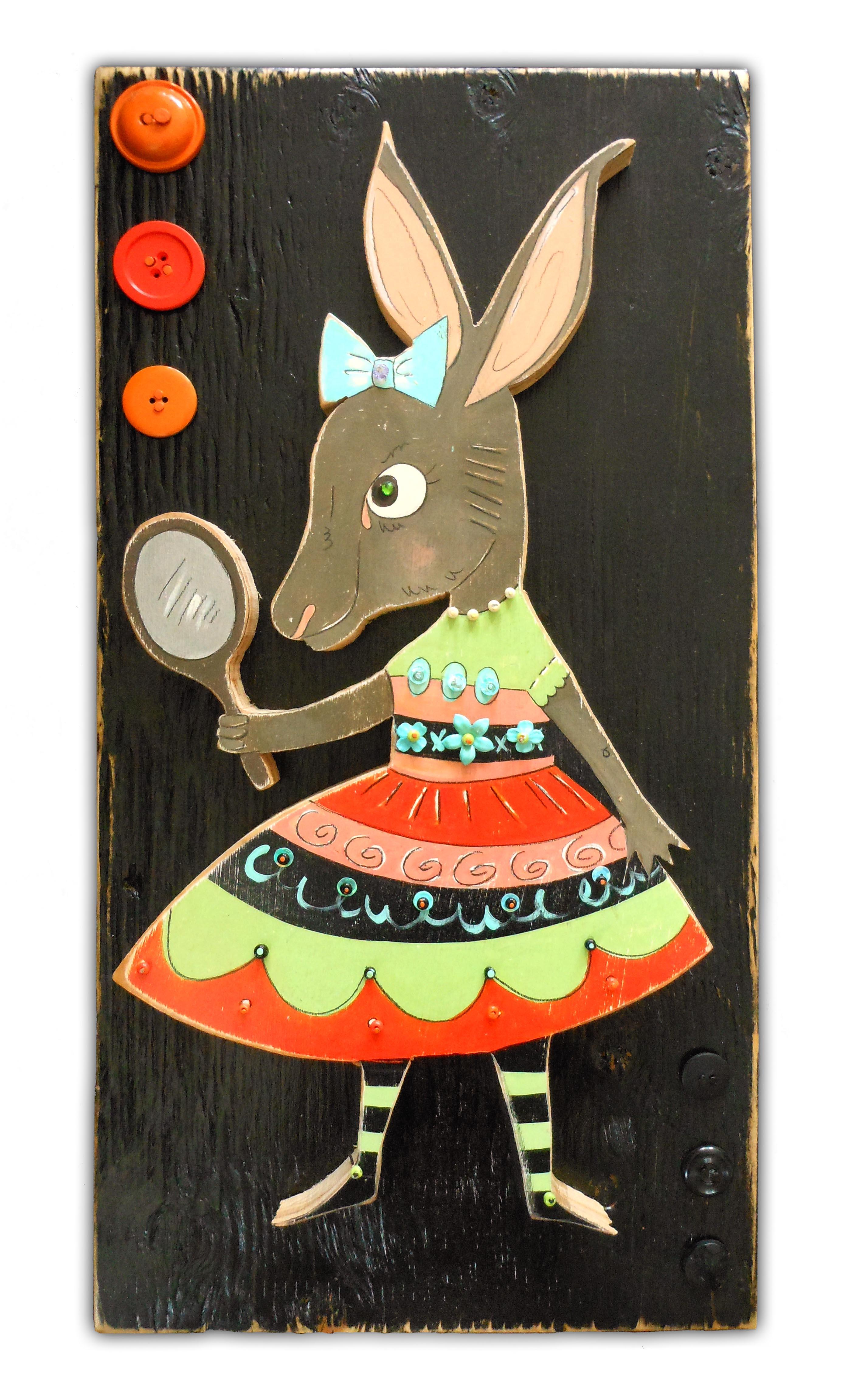 fiesta donkey