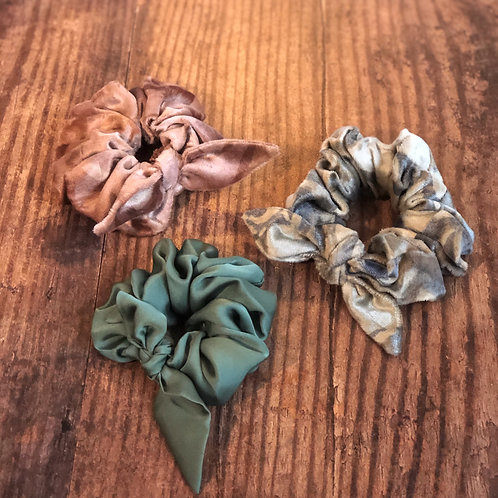 Jennifer Scrunchie Set of 3