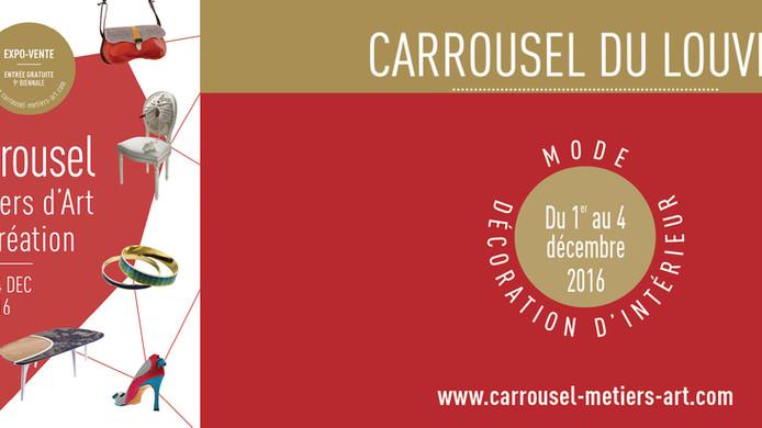33bis sera au Carrousel des Métiers d'Art et de Création à Paris