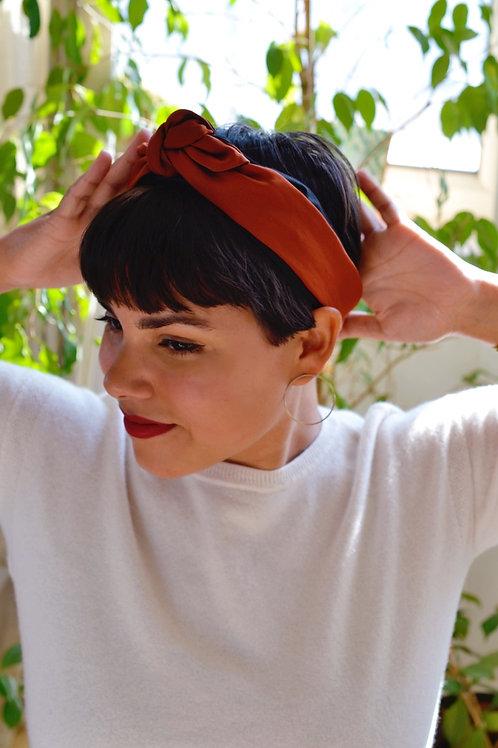Headband Terracotta