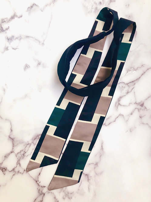 Headband Satin Adèle
