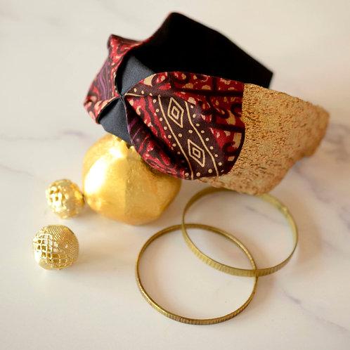 Zuri Gold & Wax Serre-tête