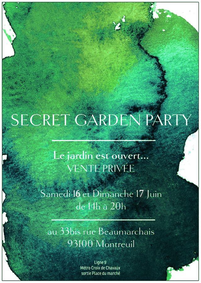 ❤Le Jardin est ouvert❤