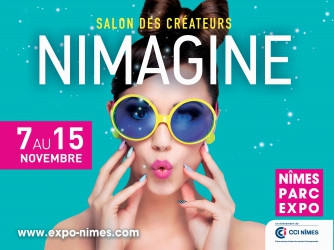 Du 7 au 15 novembre 2015 : retrouvez 33bis au salon des créateurs à Nîmes