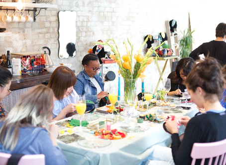 DIY Headband Workshop!