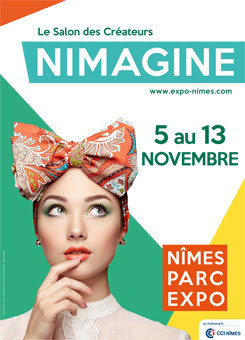 33bis vous invite au salon Nimagine à Nîmes